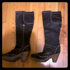 d365a174 Fendi Heeled Boots for Women | Poshmark
